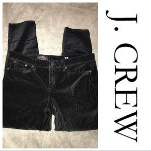 J. Crew Black Toothpick 31 Ankle